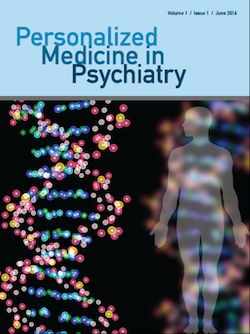 Personalized Medicine in Psychiatry